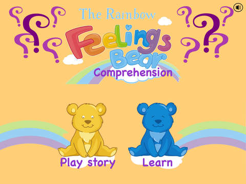 Advanced Comprehension with the Rainbow Feelings B - náhled