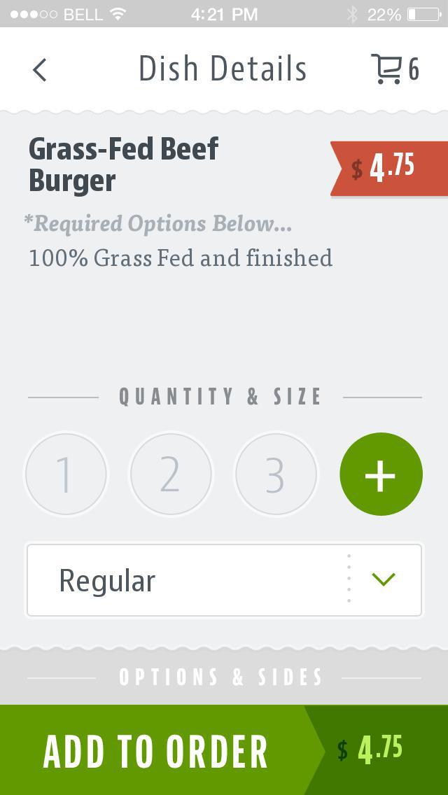 Grassburger screenshot 4