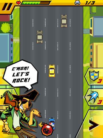 Jack Pott - Taxi Driver On The Run screenshot #2