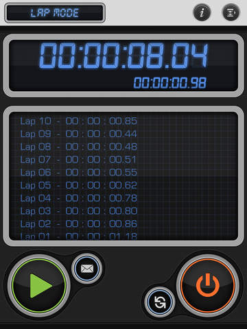 Stopwatch & Timer: Pro Multiple Count Down/Up screenshot #1