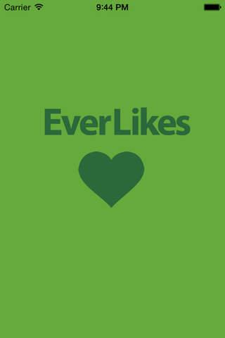 EverLikes - náhled