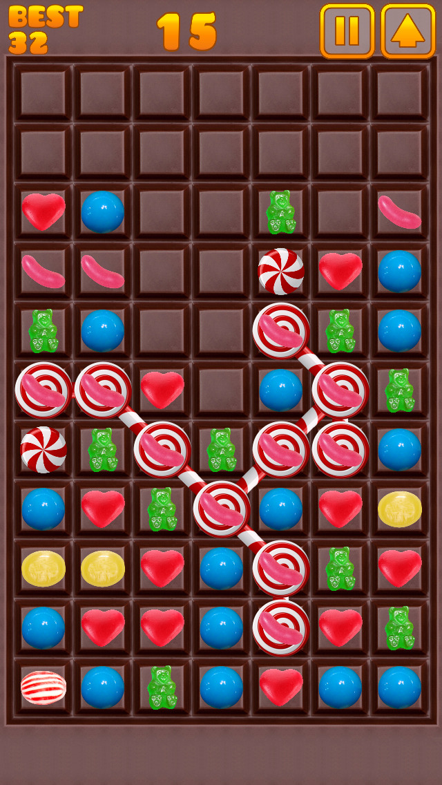 Candy Collapse screenshot 2