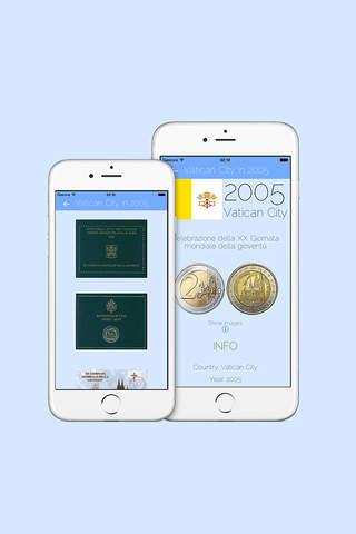 Euro Coins Album - náhled