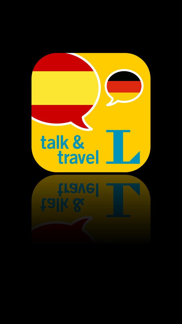 Spanisch talk&travel – Langenscheidt Sprachführ... screenshot 1