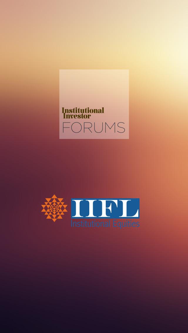 India Investment Forum screenshot 1