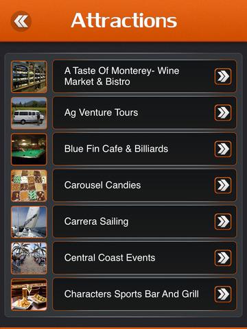 Monterey City Offline Travel Guide screenshot 8