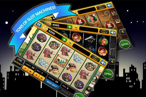 Slots Metro - Best Free Video Slots Games - náhled