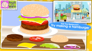 Fun Town for Kids -  Creative Play by Touch & Learn screenshot 3