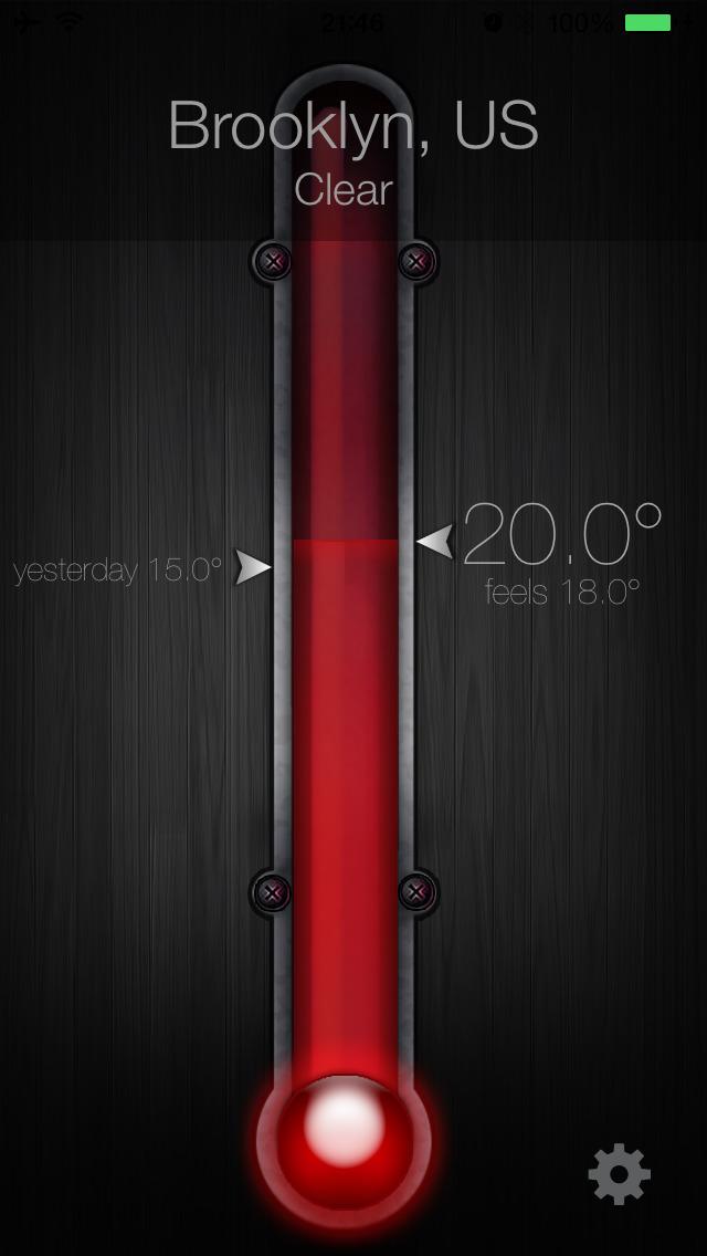 Thermo - Temperature screenshot 1