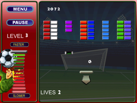 Revolution King Soccer screenshot 7