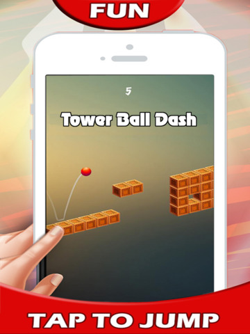 Tower Ball Dash screenshot 4