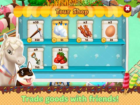 Farm Story 2: Sweet Retreat screenshot 8