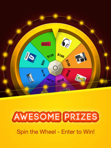 Prize Spin - Sweepstakes and Giveaways screenshot #1