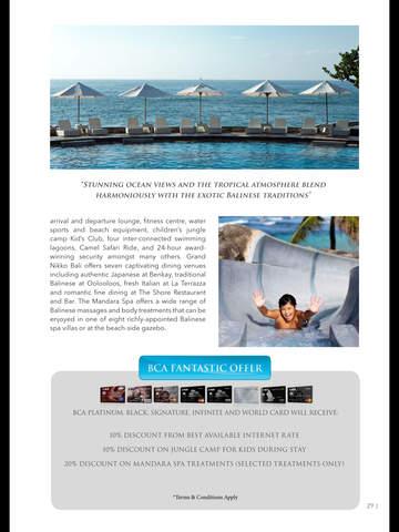 Beautiful Bali Magazine screenshot 8