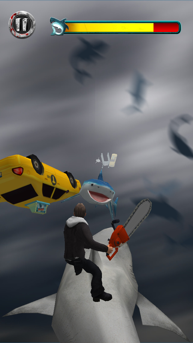 Sharknado: The Video Game screenshot 2