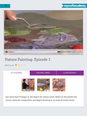 Painting Nature Scenes screenshot 8