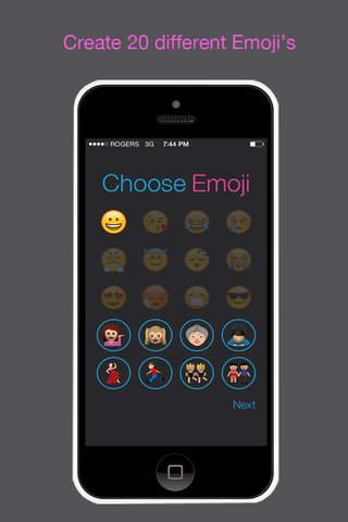 Emoji Booth Pro - náhled