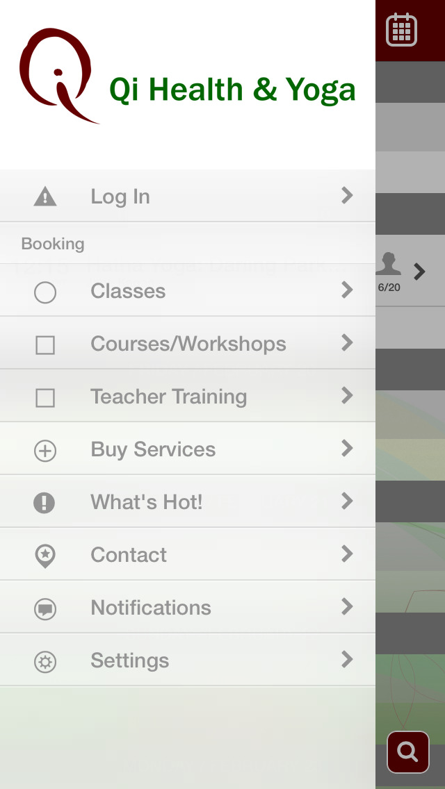 Qi Yoga screenshot #2