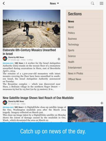 Flipboard - Latest Stories screenshot 8