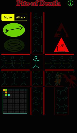 Pits of Death screenshot 1