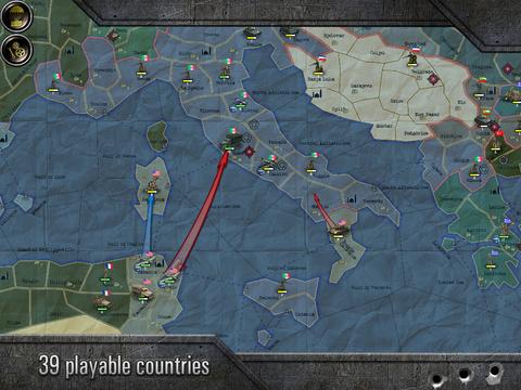 Strategy & Tactics Sandbox WW2 screenshot 8
