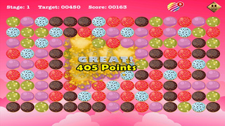 ` Sweet Candy Match - The Jewelry Blast Pop Key Gem Maker Mania HD Free 2 screenshot 3