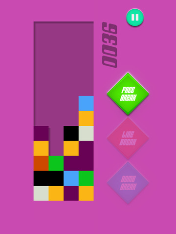 Crack & Pop Tile - Connect And Match Three Square Colors screenshot 7