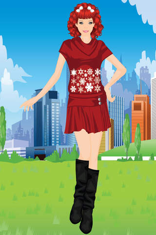New York Style Dress Up - náhled