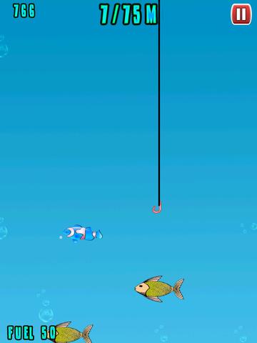 Free Fishing Game Pirate Fishing screenshot 7