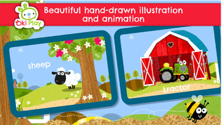 Peek a Boo Farm Animals Sounds screenshot 4