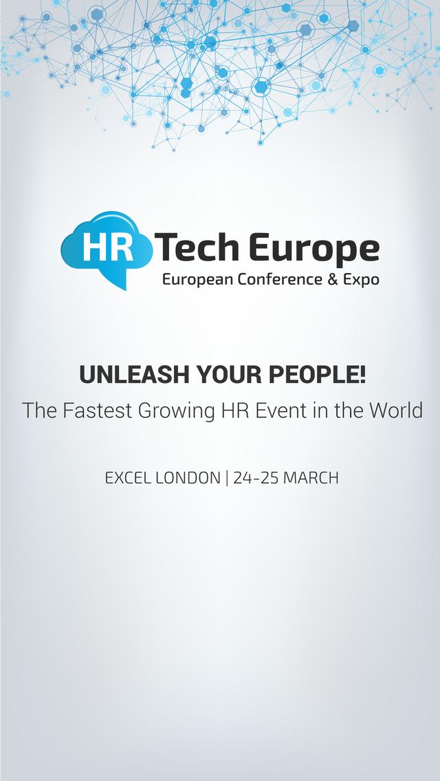HR Tech Europe 2015 screenshot 1