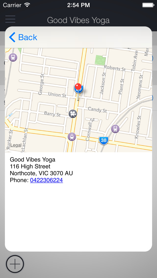Good Vibes Yoga screenshot 3