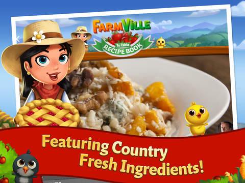 FarmVille to Table Recipe Book screenshot 8