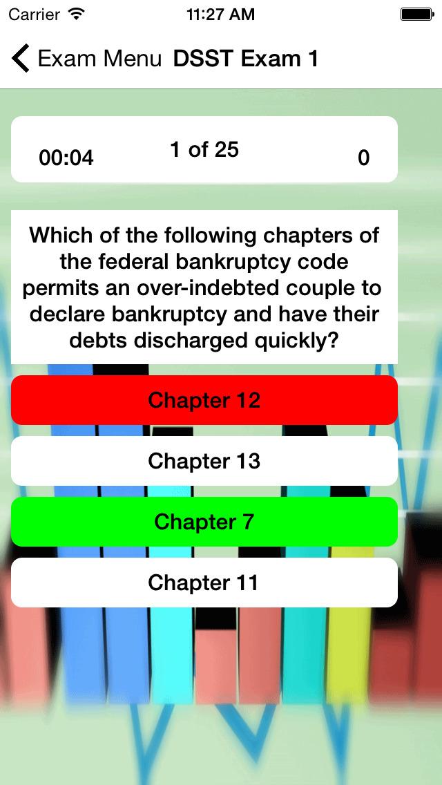 DSST Personal Finance Prep screenshot 5