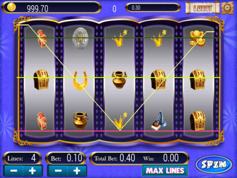 Las Vegas Slot Crush screenshot 8