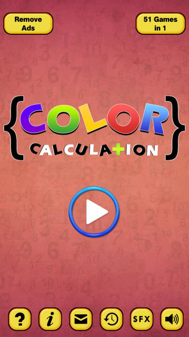 Color Calculation screenshot 2