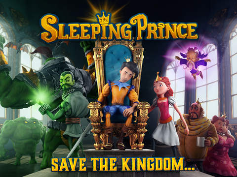 The Sleeping Prince - GameClub screenshot 6