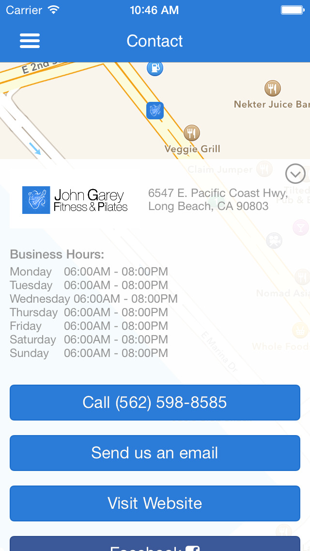 John Garey Fitness & Pilates screenshot #4