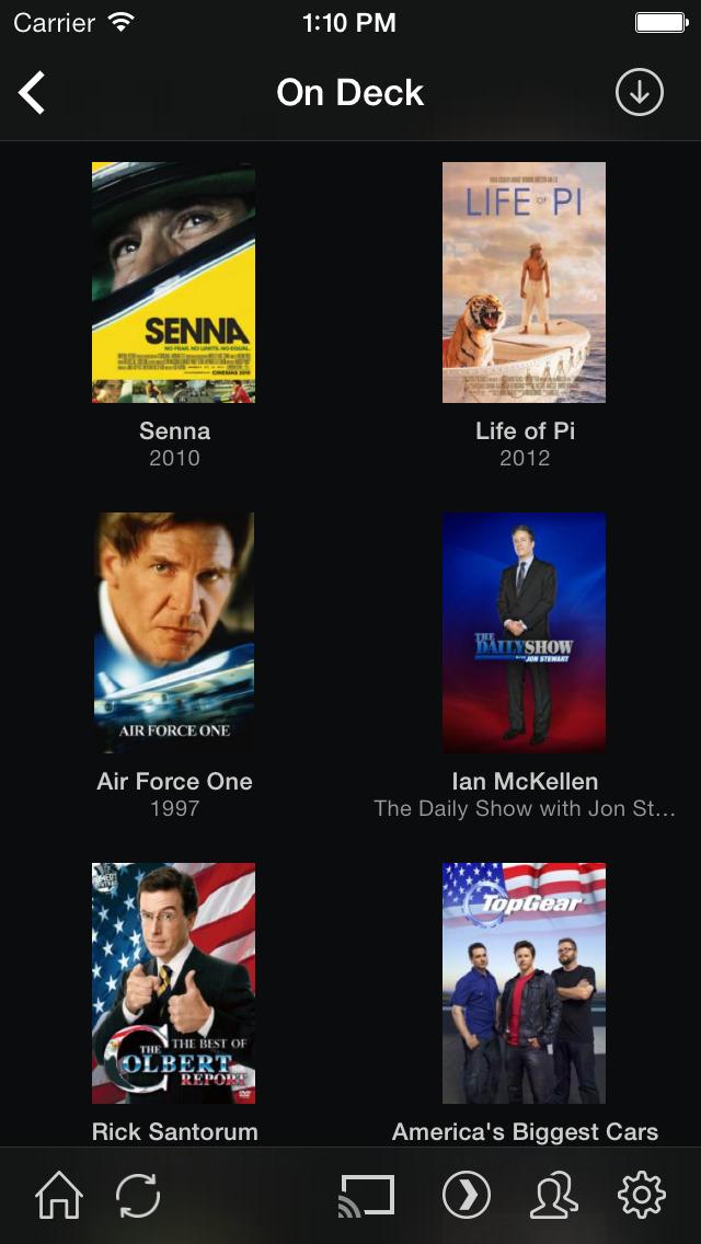 Plex: Movies, TV, Music + more screenshot 4