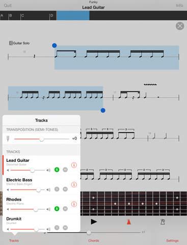 Guitar Pro screenshot 8