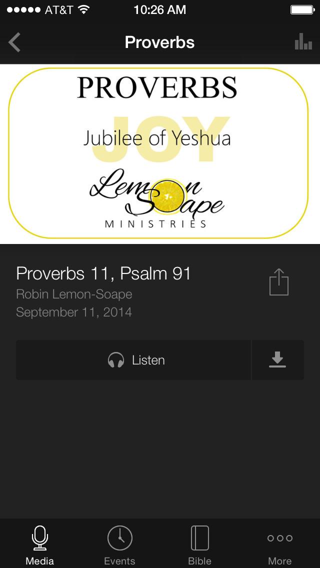 Lemonsoape Ministries screenshot 3