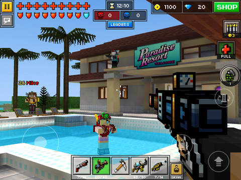 Pixel Gun 3D: FPS PvP Shooter (iPad) reviews at iPad ...Copy And Paste Symbols For Pixel Gun 3d