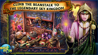 Dark Parables: Jack and the Sky Kingdom - A Hidden Object Fairy Tale screenshot 2