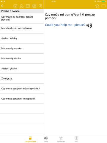 Rozmówki Langenscheidt. ANGIELSKI screenshot 9