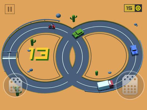 Loop Drive : Crash Race screenshot 10