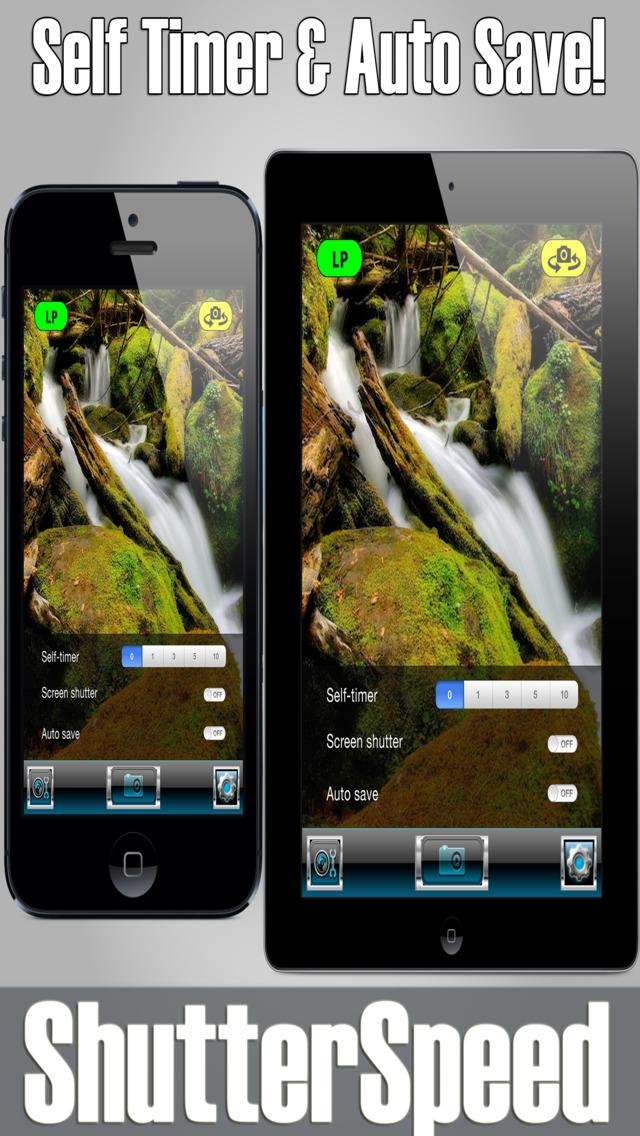 Shutter Speed Free - Slow Camera DSLR Style FX Cam screenshot 3