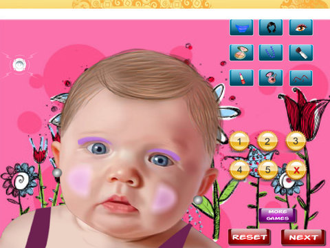 Baby Makeover screenshot 5