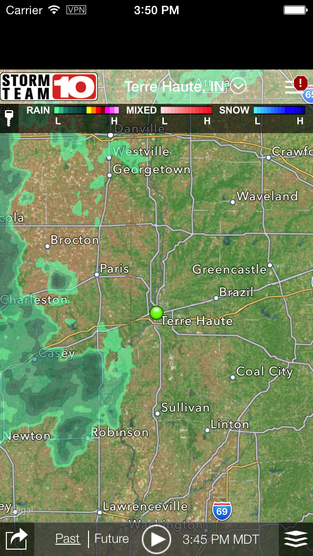 WTHI Storm Team 10 - Wabash Valley Weather | Apps | 148Apps
