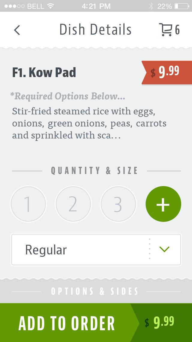 Royal Thai Restaurant screenshot 4