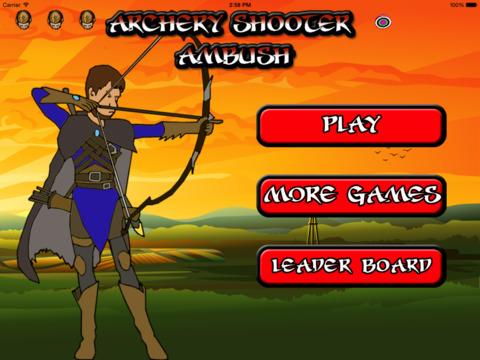 Archery Shooter Ambush screenshot 6